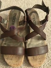 7b80c9bb10a3 Moda Spana Wedge Sandals   Flip Flops for Women for sale