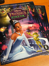 DE PRINSES EN DE KIKKER : WALT DISNEY - DVD the princess and the frog - NIEUW