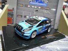 FORD Fiesta RS WRC Rallye Monte Carlo 2016 #5 Östberg Nightversion IXO 1:43