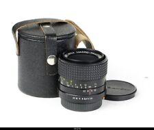 Lens Zeiss Black Auto Macro Prakticar 2,8/55mm  MC for Prakica BCM Mint