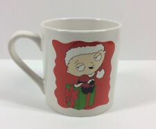 Family Guy Stewie Christmas Coffee Mug Cup 12 oz.