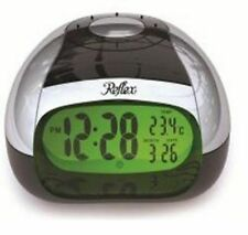 Reflex LCD Talking Alarm Clock Digital Great For Blind And Partially