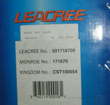 Front Suspension Strut and Coil Spring Assembly - Leacree 501716709