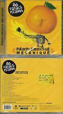 CD 17 TITRES LES FATALS PICARDS PAMPLEMOUSSE MECANIQUE 2006 NEUF AVEC OPENDISC