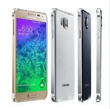 "Unlocked Original Samsung Galaxy Alpha G850F G850A Quad Core 12MP 4.7"" 32GB"