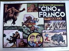 Avventure di Cino e Franco - Una strana avventura 1973 Anastatica Nerbini [C21C]