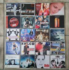 CD Sammlung - Maxi-CD's (47 stk.)