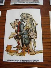 Mike Ploog 1996 Fpg Stickers - Lot of 125