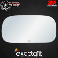 Replacement Driver's Side Mirror Glass for Cadillac Seville Deville Powered Left