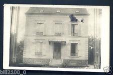 95 . BEZONS . Val d'Oise . carte-photo . maison à Bezons . bis ..