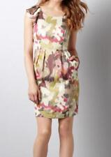 Ann Taylor Loft Flutter Sleeve Dress NWT