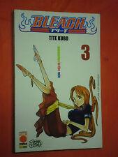 BLEACH-  N° 3- originale in 1° edizione- DI:TITE KUBE- MANGA PANINI COMICS raro
