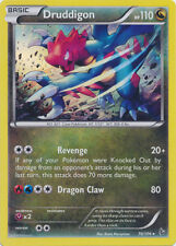 x1 Druddigon - 70 - Holo Rare Pokemon XY Flashfire M/NM