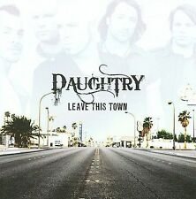 Leave This Town by DAUGHTRY No surprise music CD brand NEW September