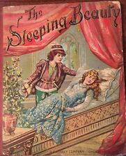 ANTIQUE BOOK The Sleeping Beauty 1897