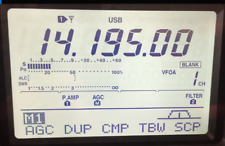 Icom IC-746Pro Display Board Working Pull