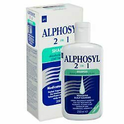 Alphosyl 2-in-1 Medicated Shampoo Pack of 2