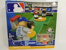 MLB Buildable Playmaker Set 87pcs OYO CLAYTON KERSHAW BRYCE HARPER legos TYPE