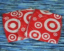 """RARE! Vintage TARGET STORES 24"""" Inflatable Promotional Beach Ball - 3 PACK"""