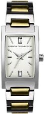 French Connection FC1024GSM A FCUK Ladies 2 Tone Bracelet Watch RRP £99.00