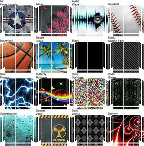 Choose Any 1 Vinyl Decal/Skin for PlayStation 4 Console - Free US Shipping!