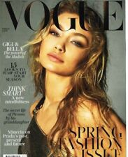 June Vogue Magazines in English