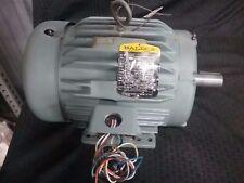 Baldor M3660T 3 Hp, 3500 Rpm, 3 Phase, 60 Hz 182T Fr, TEFC Encl Industrial Motor