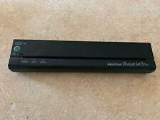 Pentax PocketJet 3 Plus PT-A4312 Mobile Printer - Black No Batttery