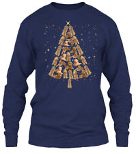 Goldendoodle Christmas Gift Gildan Long Sleeve Tee T-Shirt