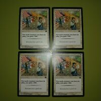 Festival of Trokin x4 Portal Second Age 4x Playset Magic the Gathering MTG