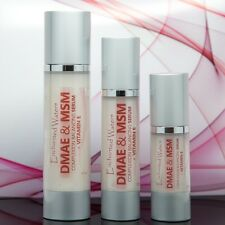 DMAE & MSM Serum Natural Organic Skin Firming Anti Aging Wrinkle Skin Care Cream