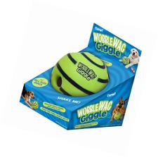 Allstar Wobble Wag Giggle Ball Dog Toy - Green (WG011212)
