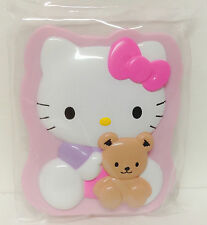 Sanrio Hello Kitty Compact Mirror & Comb Set - Teddy kawaii rare