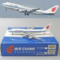 •• SALE •• Air China B747-400 Reg:B-2447 Scale 1:400 JC Wings