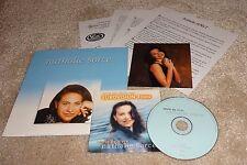 Eurovision Song Contest 2000 Belgium Nathalie Sorce Envie de vivre press pack CD