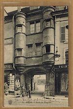 Cpa Reims - porte du Chapitre wn0734