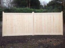 driveway gates 6ft x 13 ft wide berkshire gates