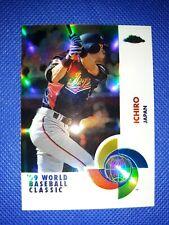 2009 ICHIRO SUZUKI Topps Chrome /500 World Baseball Classic Refractor #W4 Japan
