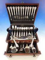 Buttercup by Gorham Sterling Silver Flatware Set for 12 Service 84 pcs Dinner