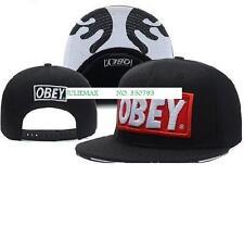 Obey fashion brand sport snapback Hat Cap (choice designs)