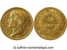 NAPOLEON Ier - 40 FRANCS OR 1811 A PARIS