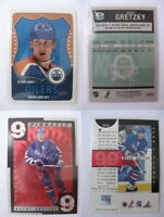 1997-98 Be A Player #8 Gretzky Wayne  take a number  rangers