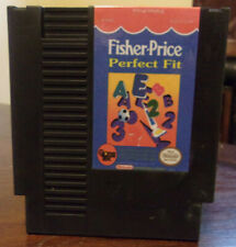 Fisher-Price: Perfect Fit (Nintendo NES) Reconditioned Authentic - Please Read