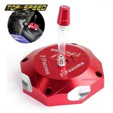 Gas Filler Tank Cap For RACER Fits Honda CRF450R Red 2002-2015 2003 2004 2005