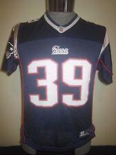New England Patriots Reebok Football Jersey & (1) Patriots Decal