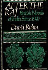 After The Raj David Rubin British Anglo India Novels Hardcover