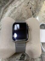 Apple Watch Series 5 40mm Case with MilaneseLoop - Stainless Steel (GPS +...