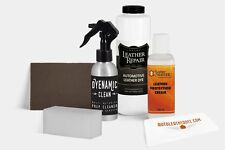 Professional Automotive Porsche Leather and Vinyl Dye Kit - Updated Colors