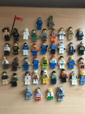 Lego Mini Figure Bundle/Job Lot - 42 Random Figs Inc Simpson's & Star Wars Rares