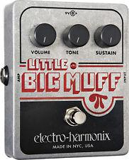 Electro-Harmonix EHX Little Big Muff Pi Distortion/Sustain Guitar Effects Pedal
